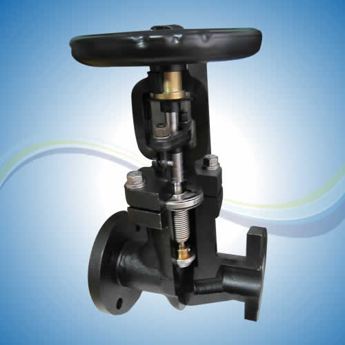 Bellow Sealed Valve