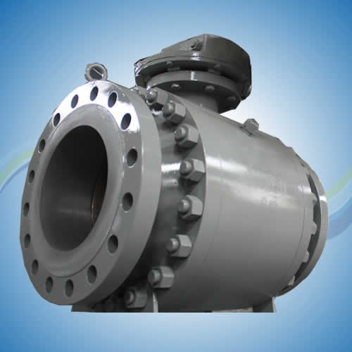 Metal-to-Metal Ball Valve